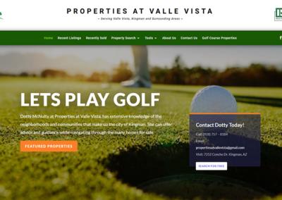 Properties At Valle Vista